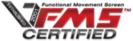 Functional Movement Screen Certified Logo