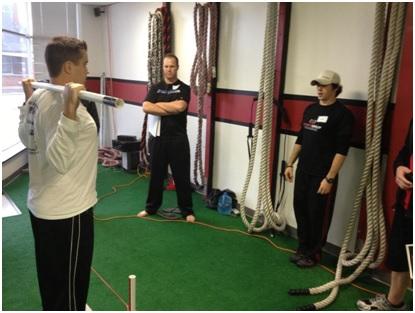 Fitness Training Foundation