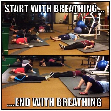 Breathing 5